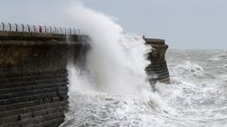Stormy Gales Set To Batter Britain As Grim Conditions Take