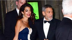 Amal Clooney Rips Donald Trump At UN Dinner With George