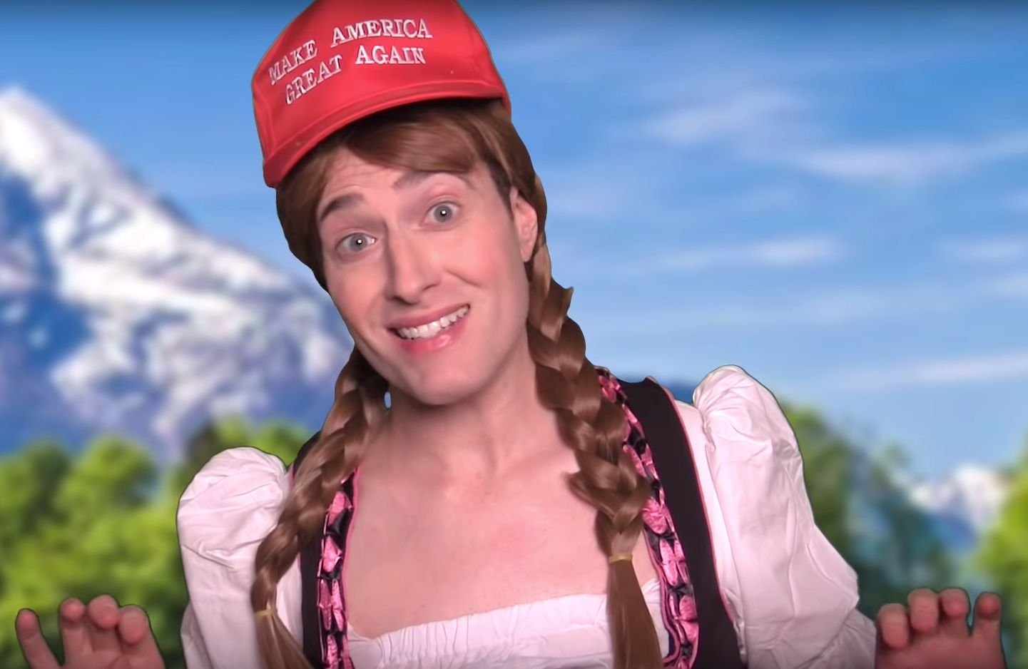 Randy Rainbow Roasts Trump With A Few Of His 'Favorite
