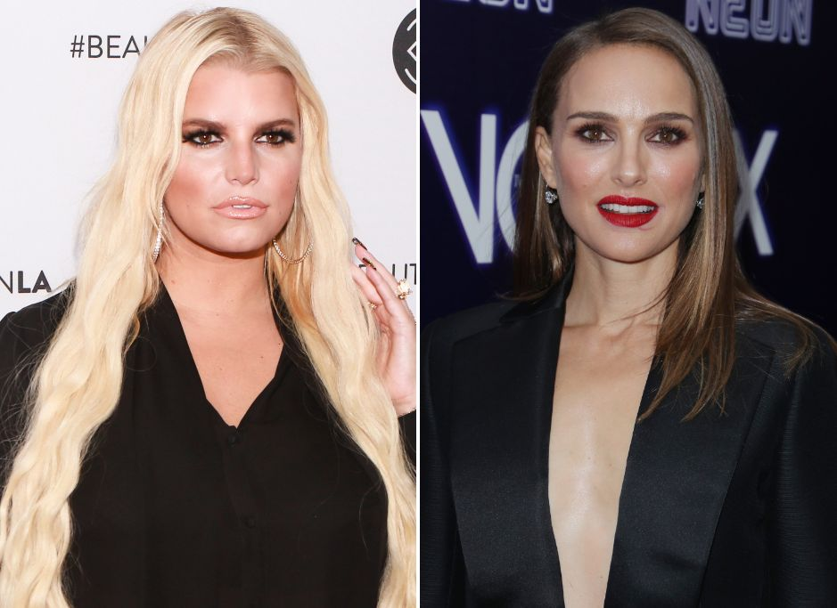 Jessica Simpson's Public Feud With Natalie Portman Is Not The Way We Imagined 2018