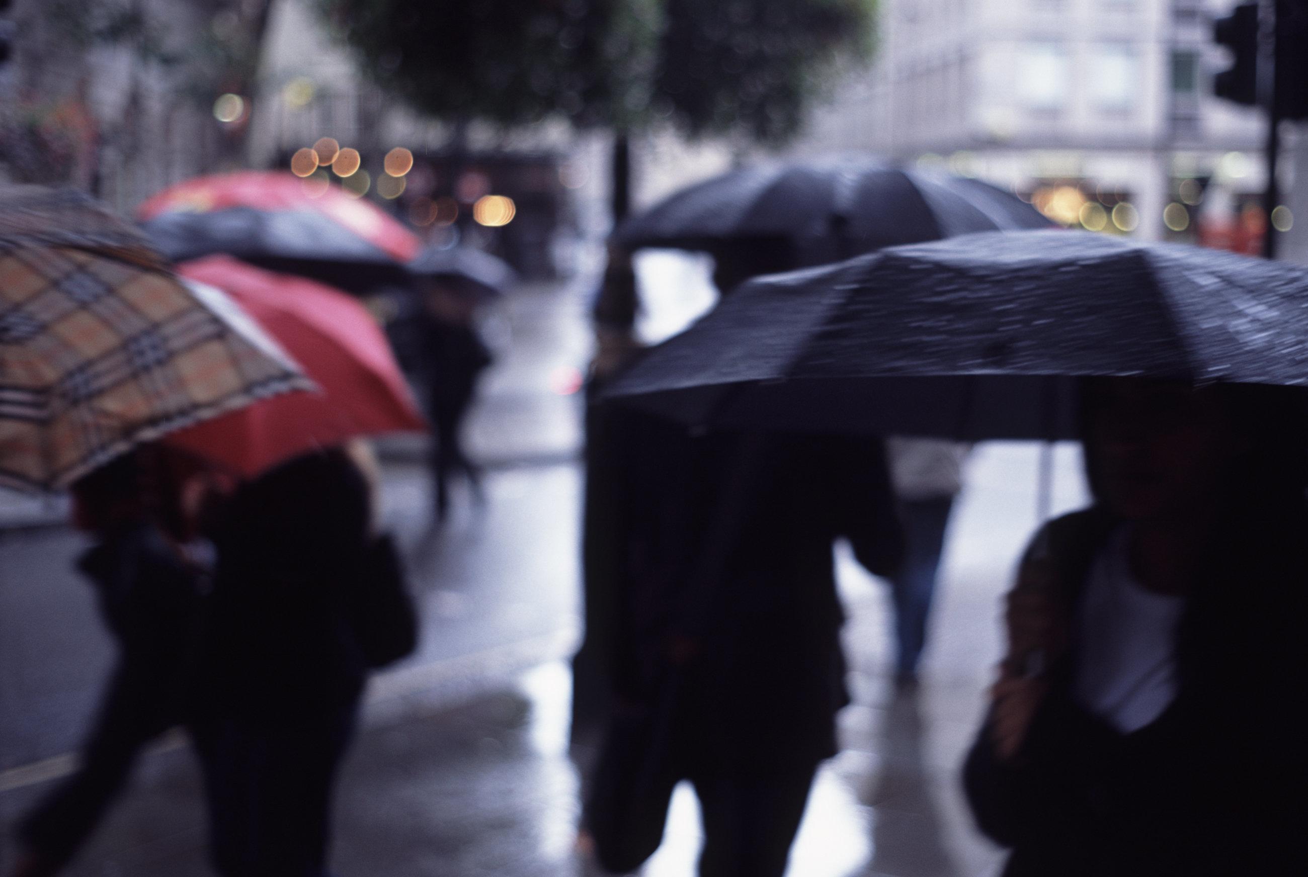 Winter-Wetter: Gewitter, Sturm, Orkanböen – hier wird es