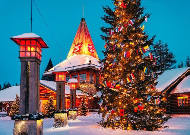 Ροβανιέμι: 10 μυστικά για το χωριό του Santa