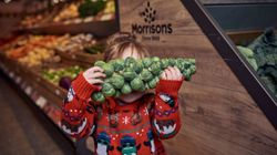 Morrisons Is Selling Huge Sticks Of 'Wonky' Sprouts For Under A