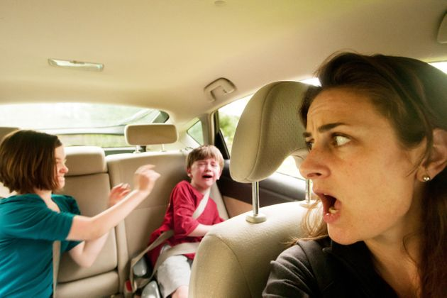 5 Tips For Frazzled Parents Who Want To Stop Shouting At Their