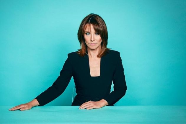 Sky News Anchor Kay Burley is no stranger to