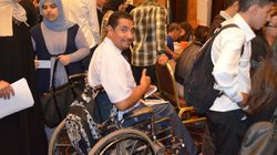 À Casablanca, des entreprises mobilisées pour les personnes handicapées lors d'un