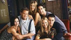 """Pour garder """"Friends"""", Netflix met la main à la"""