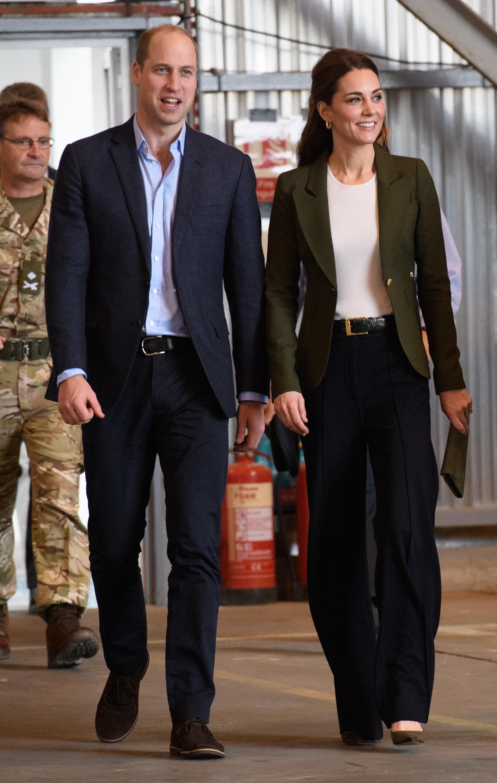 Kate über Royal-Alltag: Diese Angewohnheit von William ist ein