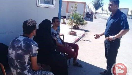 Plus de 50 Palestiniens entrés illégalement en Algérie espèrent être