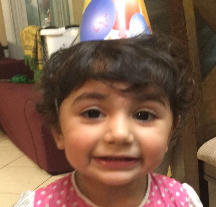 Zainab Mughal needs blood donations frompeople of Pakistani, Indian or Iranian descent whose red blood cells are missing a specific antigen.