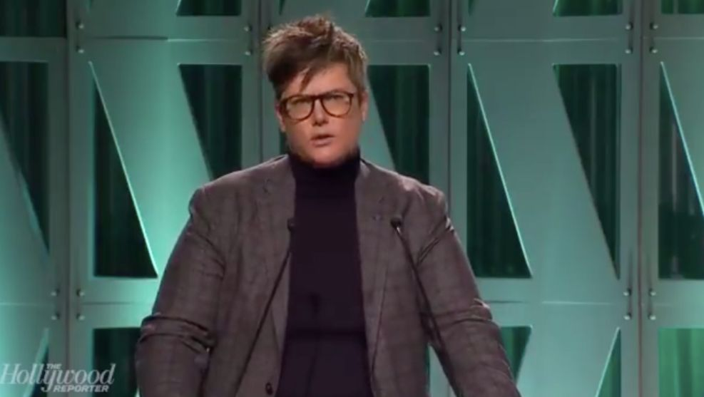 Hannah Gadsby On What Happens When 'Good Men' Draw The Line Between Right And