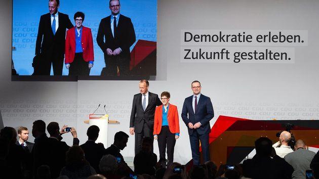 CDU-Netzwerke im Rennen um die Macht: Auf wen die Kandidaten zählen