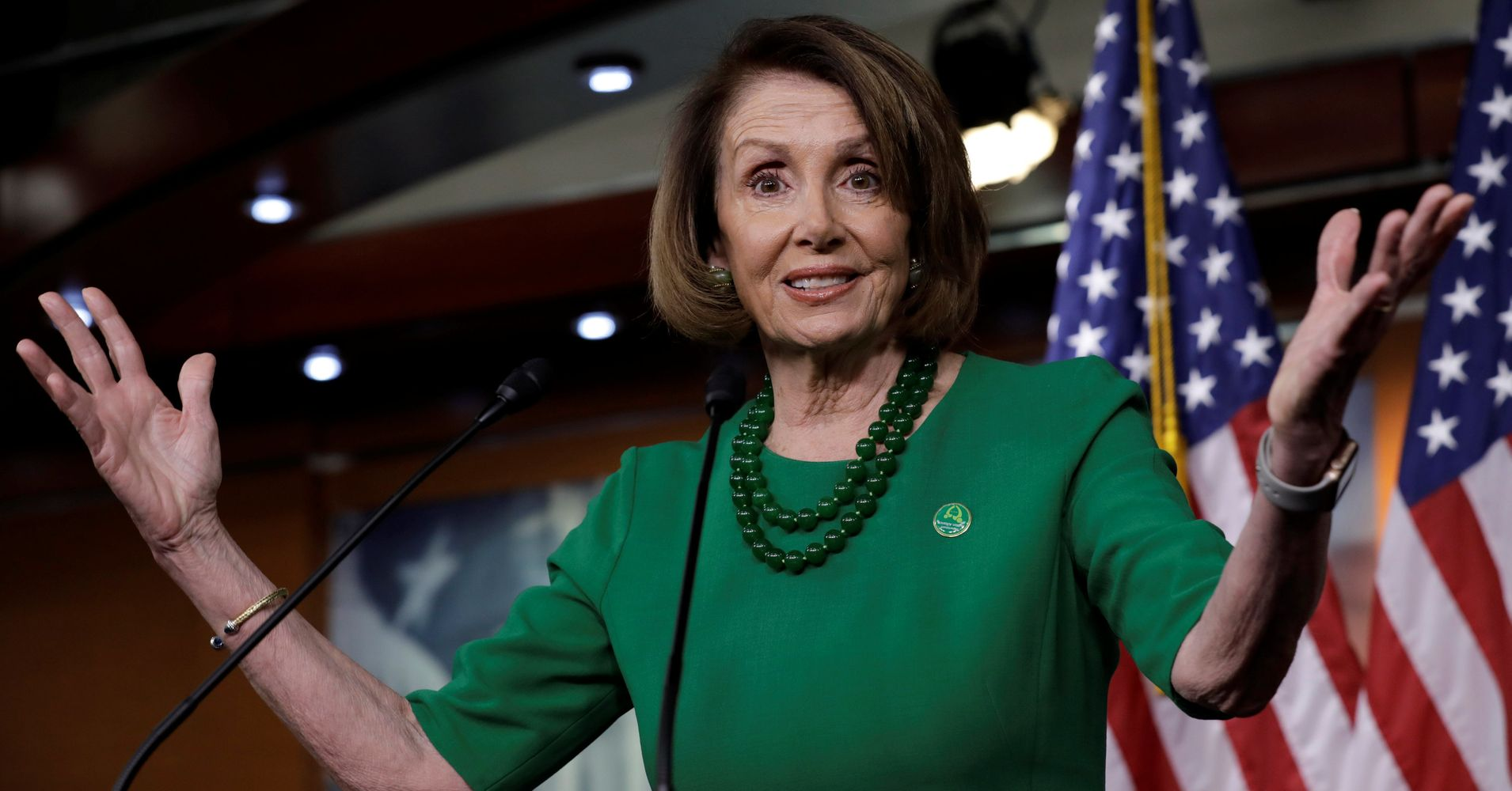Nancy Pelosi On N.C. Election Fraud: We Can Refuse To Seat That Congressman