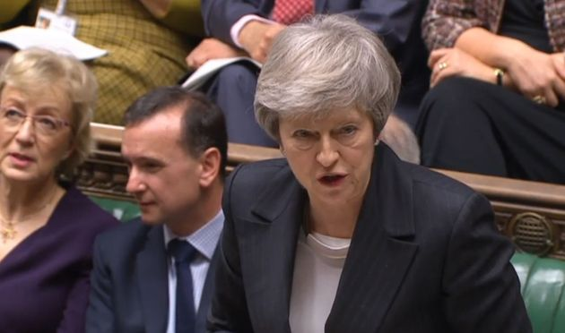 Theresa May faces a battle to get her Brexit deal through the