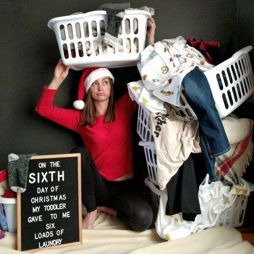Mom's '12 Days Of Christmas' Edit Will Ring True For Anyone With A