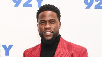 NEW YORK, NY - NOVEMBER 15:  Actor Kevin Hart poses during 'The Upside' Screening and Conversation with Kevin Hart at 92nd Street Y on November 15, 2018 in New York City.  (Photo by Daniel Zuchnik/Getty Images)