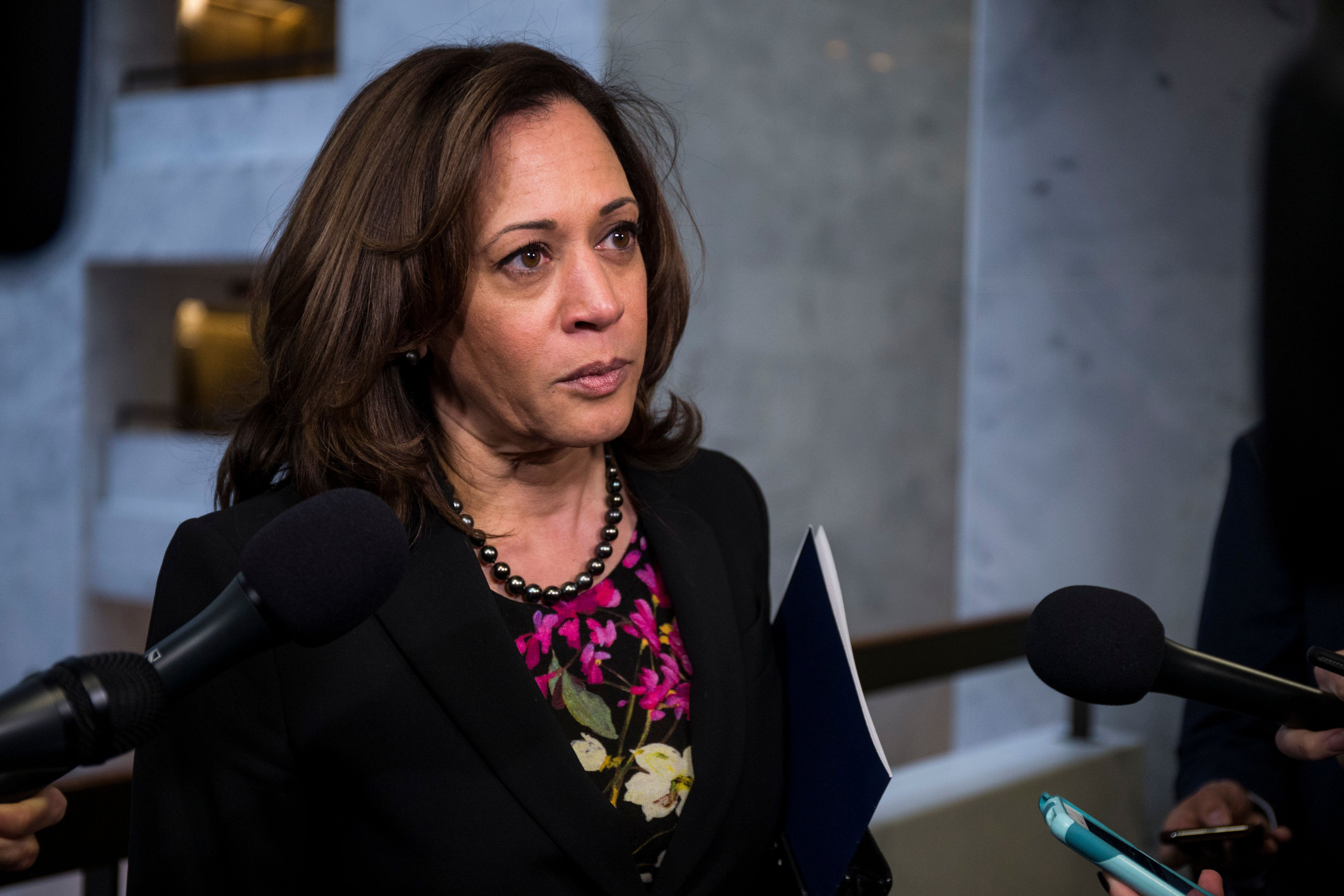 Kamala Harris Senior Aide Resigns After Sexual Harassment Settlement