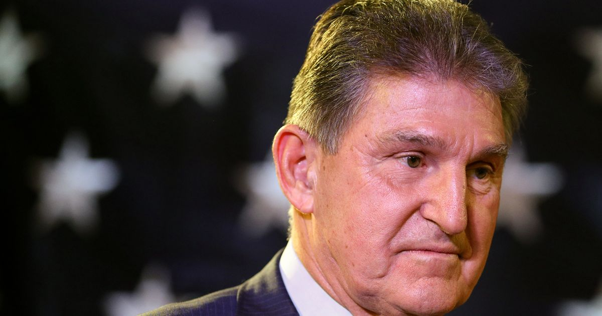 Joe Manchin Faces Opposition From Left Over Top Senate Committee Post