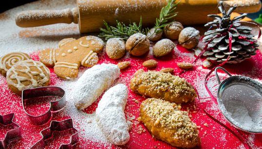 Παραδοσιακά μελομακάρονα για τα πιο γλυκά