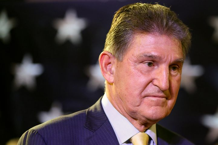 Sen. Joe Manchin (D-W.Va.), a supporter of the coal industry, appears set to move into a top position on the Senate Ener