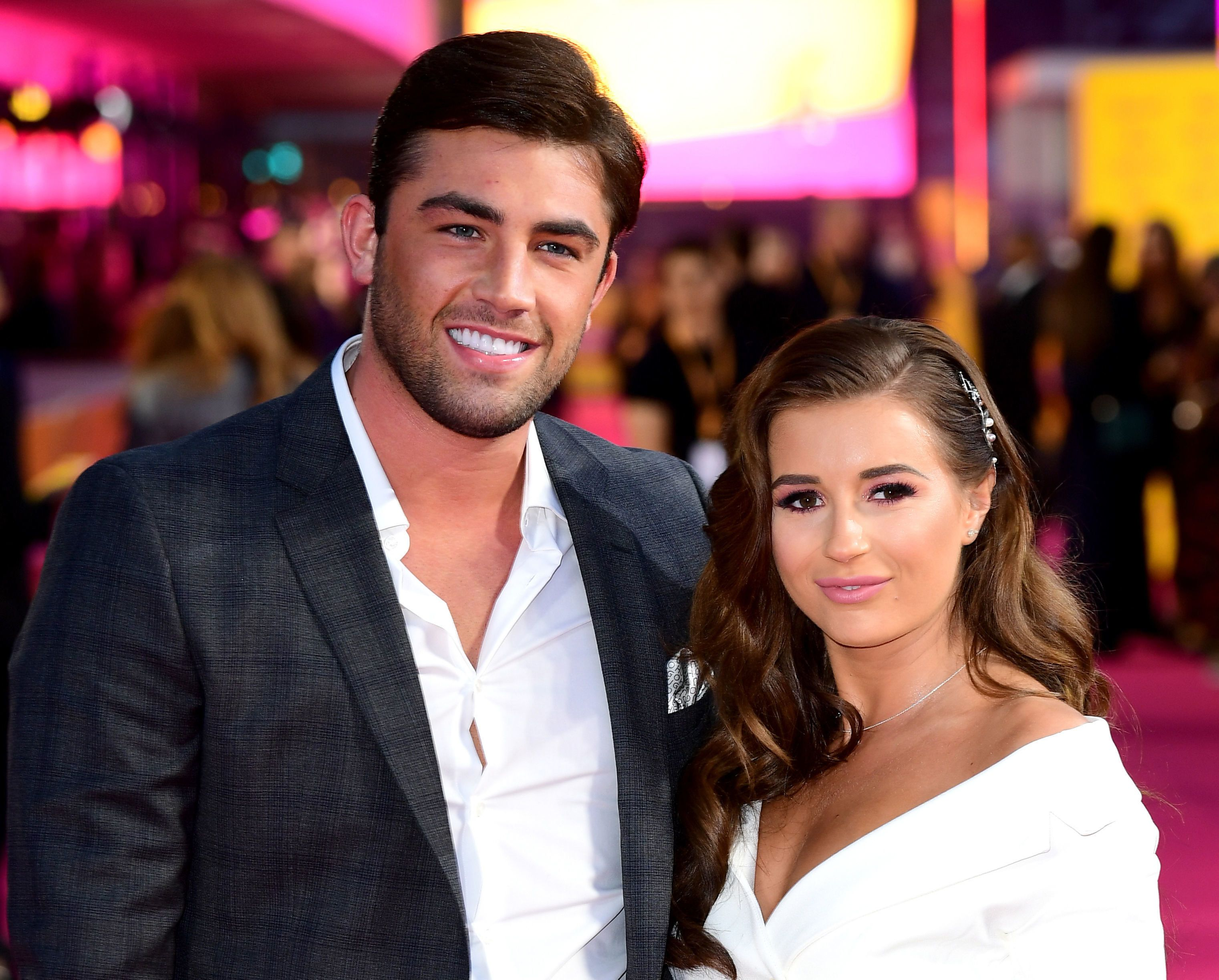 Love Island winners Jack and Dani split
