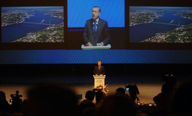 Τι όνειρο είδε ο Ερντογάν; To «Κανάλι της