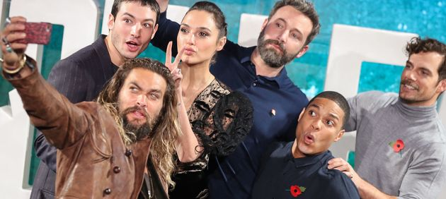 Jason Momoa Responds To Reports Ben Affleck And Henry Cavill Are Leaving DC