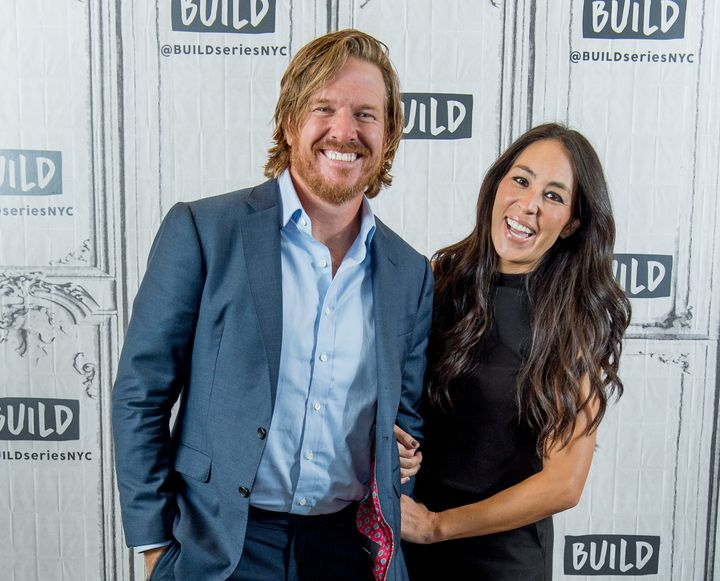 Chip and Joanna Gaines have said there was no bad blood involved in their departure from HGTV.