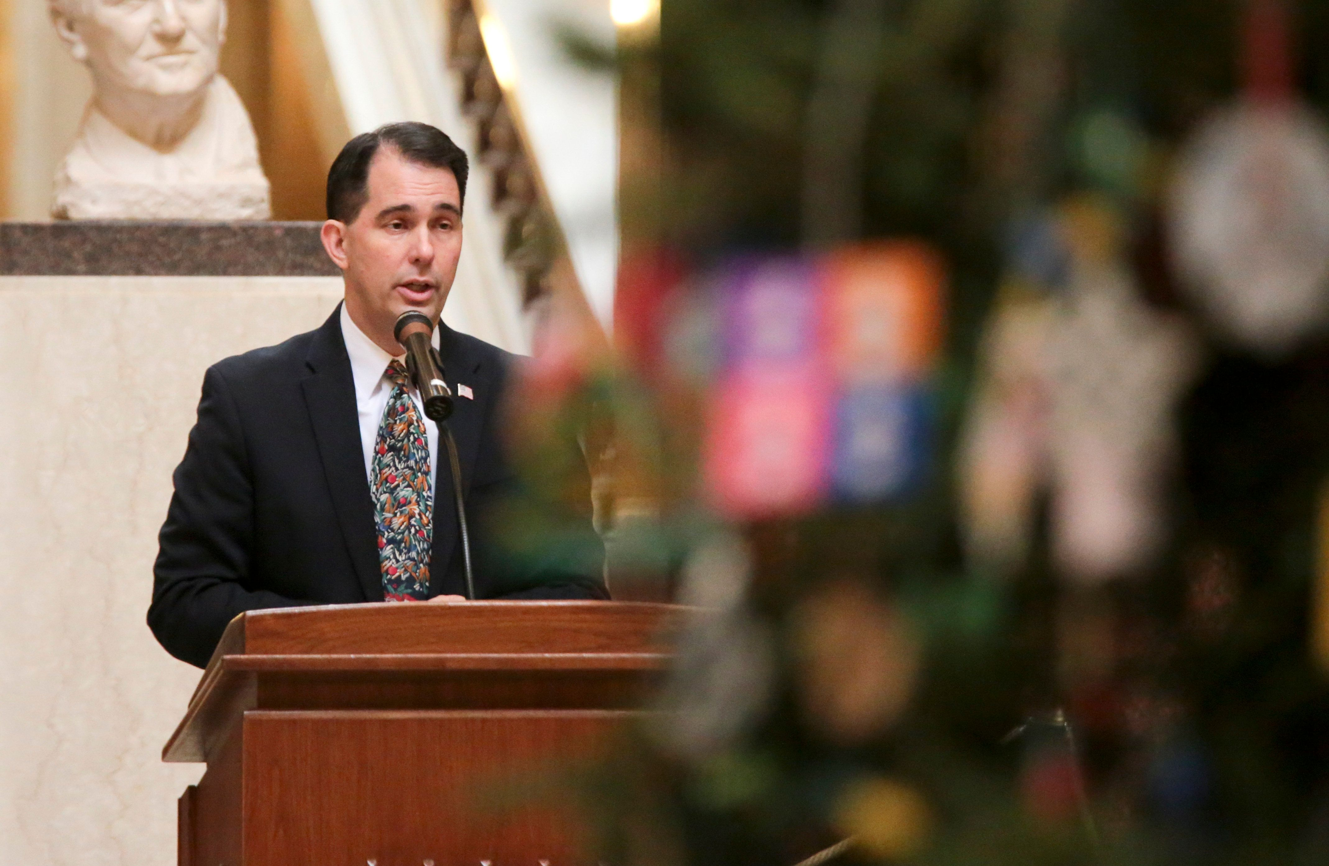 Appeals To Scott Walker: Don't Stain Legacy, Veto Bills