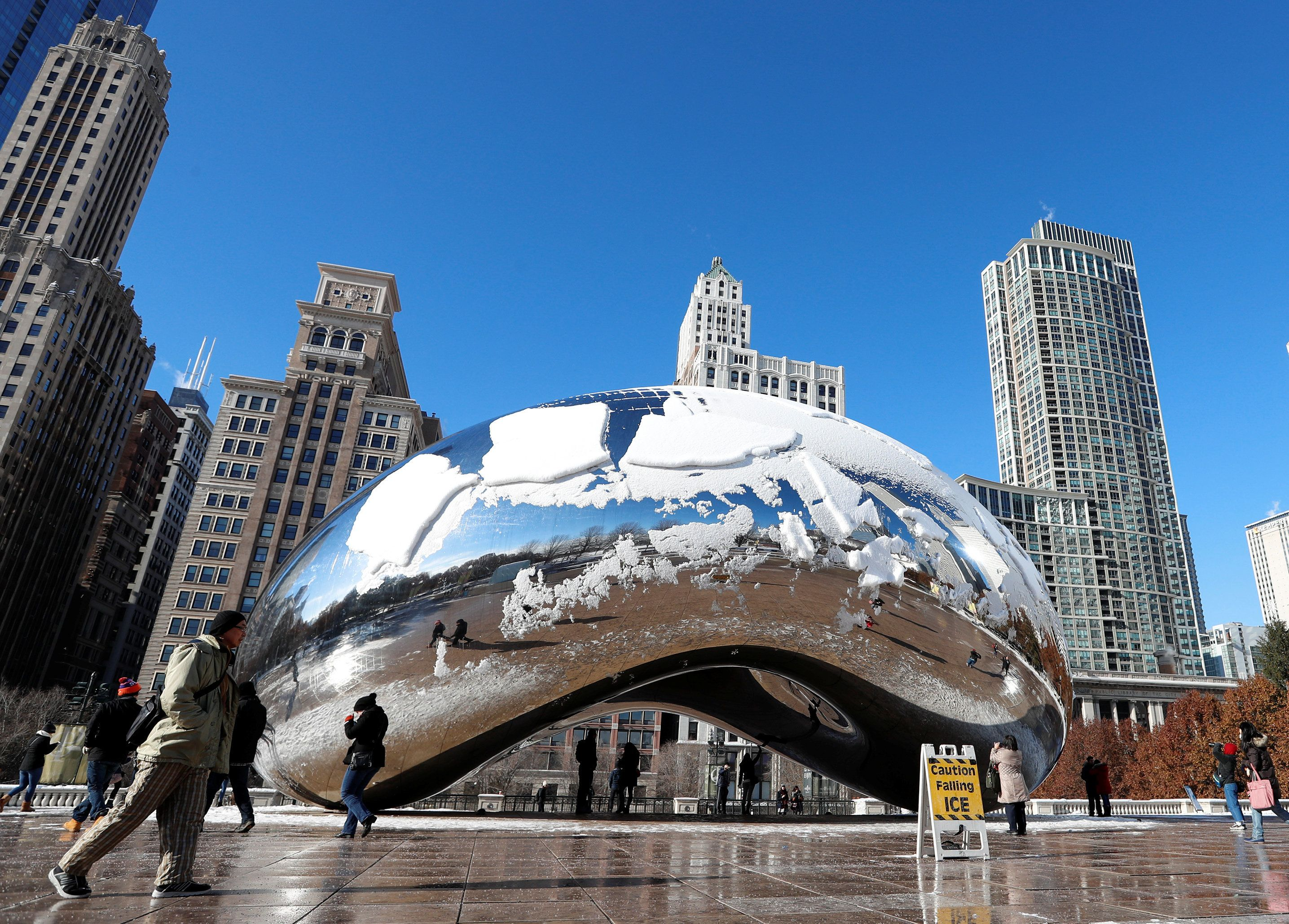 Sculptor Anish Kapoor Forces NRA To Remove His Artwork From 'Abhorrent' Video