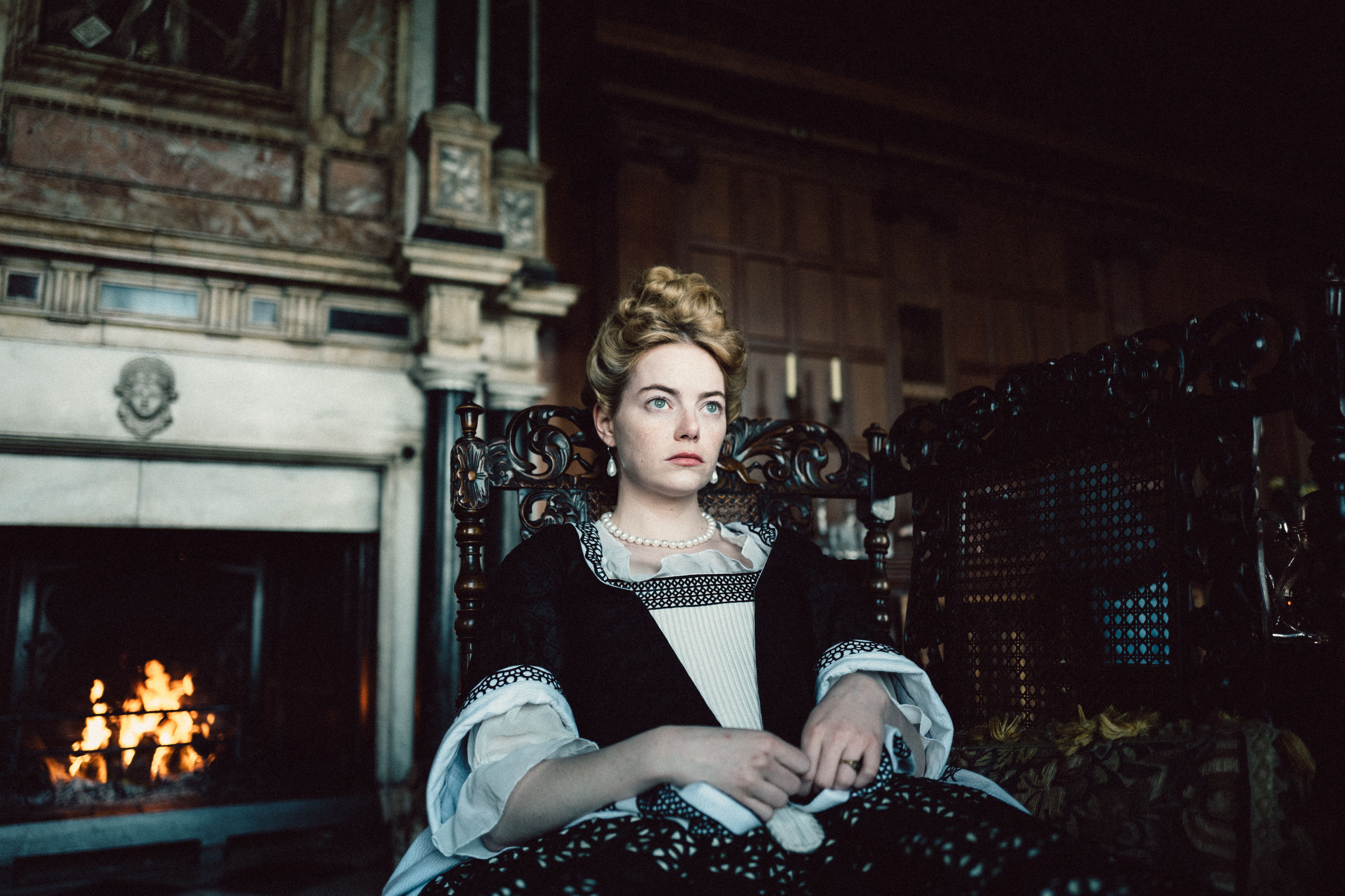 Emma Stone Reveals The Hilarious Truth Behind 'The Favourite's' Steamiest
