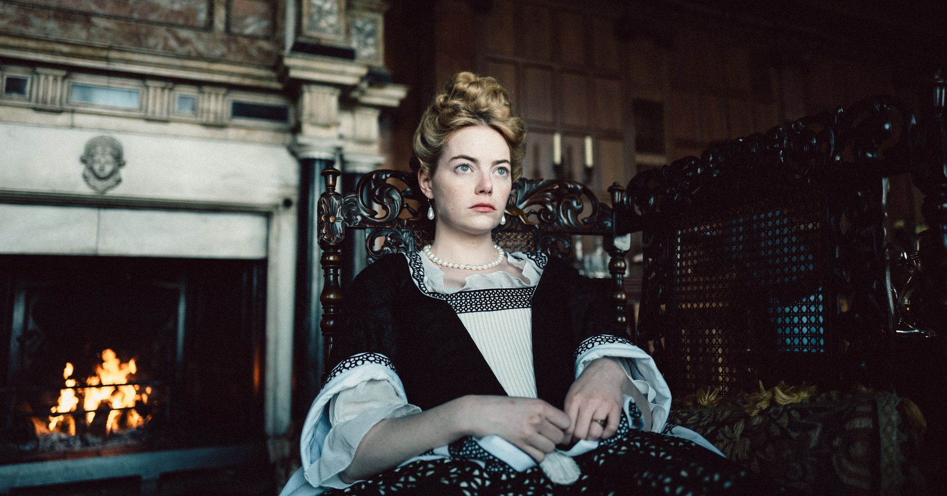 Image result for the favourite emma stone