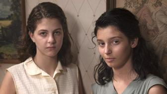 """""""My Brilliant Friend"""" on HBO."""