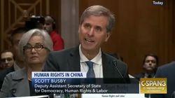 중국이 무슬림 소수민족 80만명을 억류하고 있다는 증언이