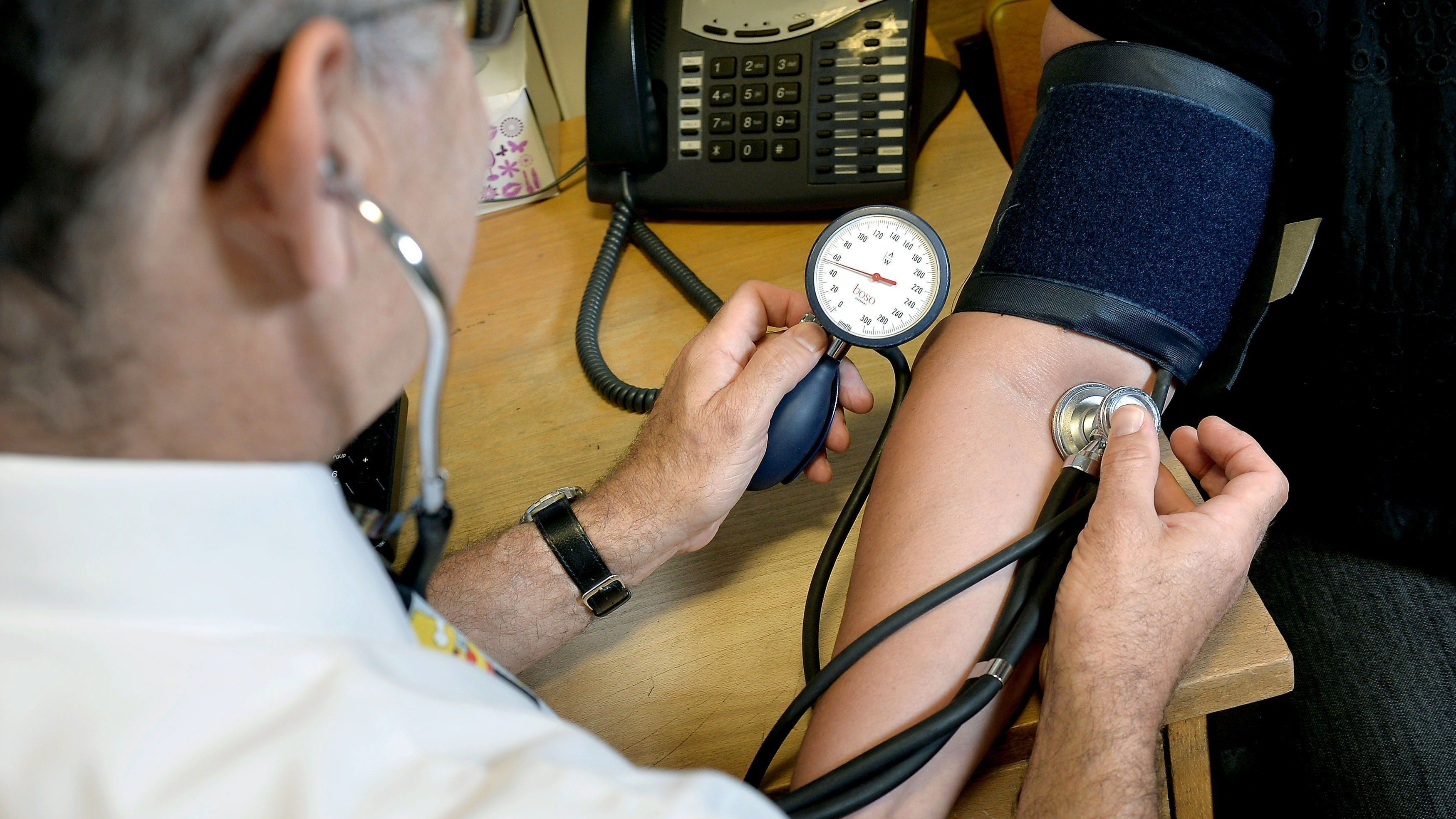 New Figures Show Alarming GP Waiting Times Of Three Weeks Or