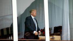 Trump-Putzfrauen packen aus: Wegen orangenen Make-up-Flecken rastete er