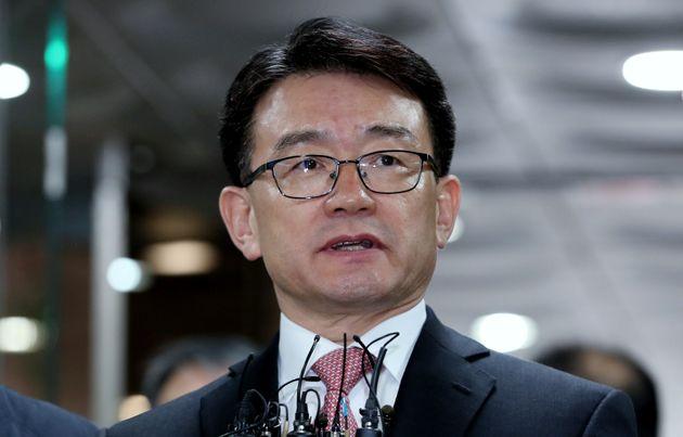 '세월호 유족사찰' 수사받던 이재수 전 기무사령관이