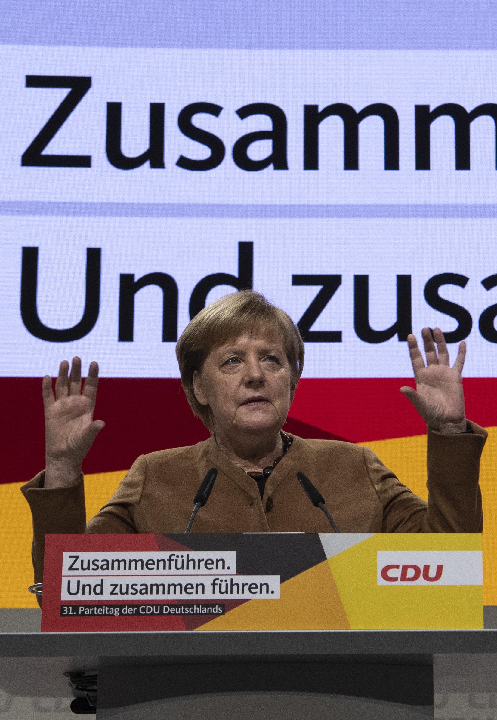 CDU-Parteitag: Live-Stream zur großen