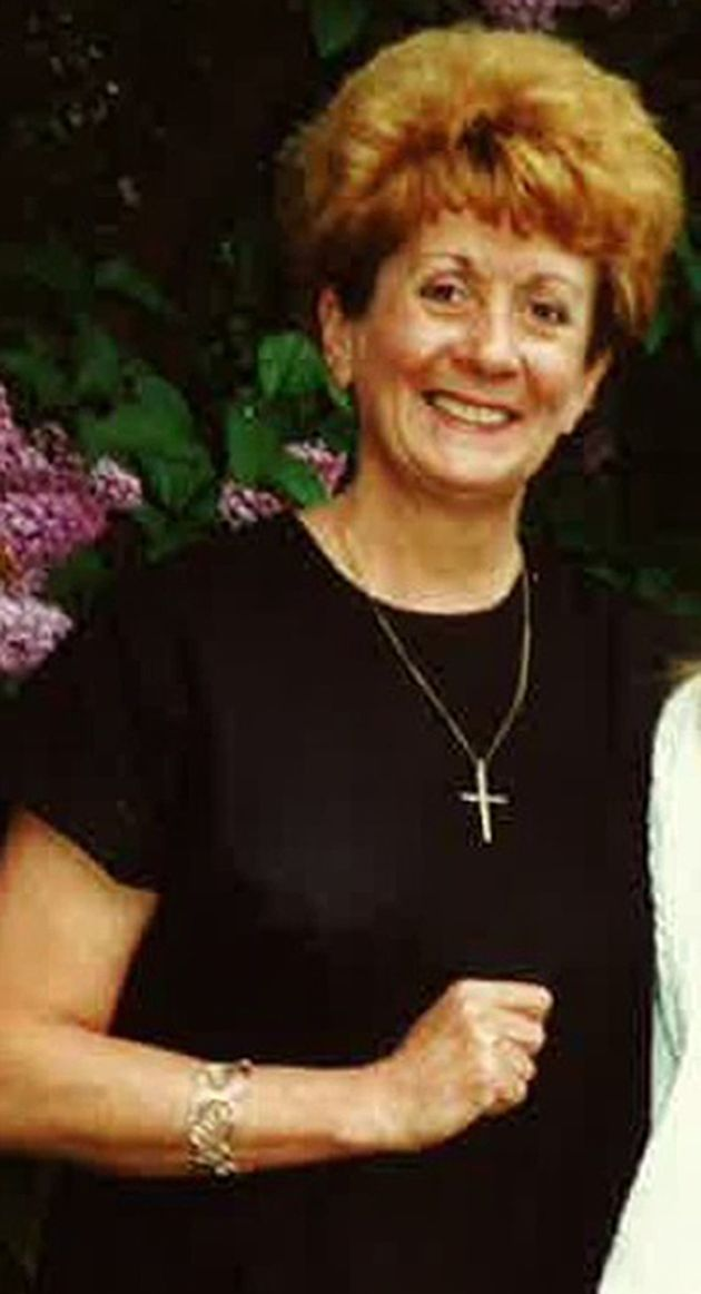 Maureen Whale collapsed on the phone during the burglary and died in hospital on