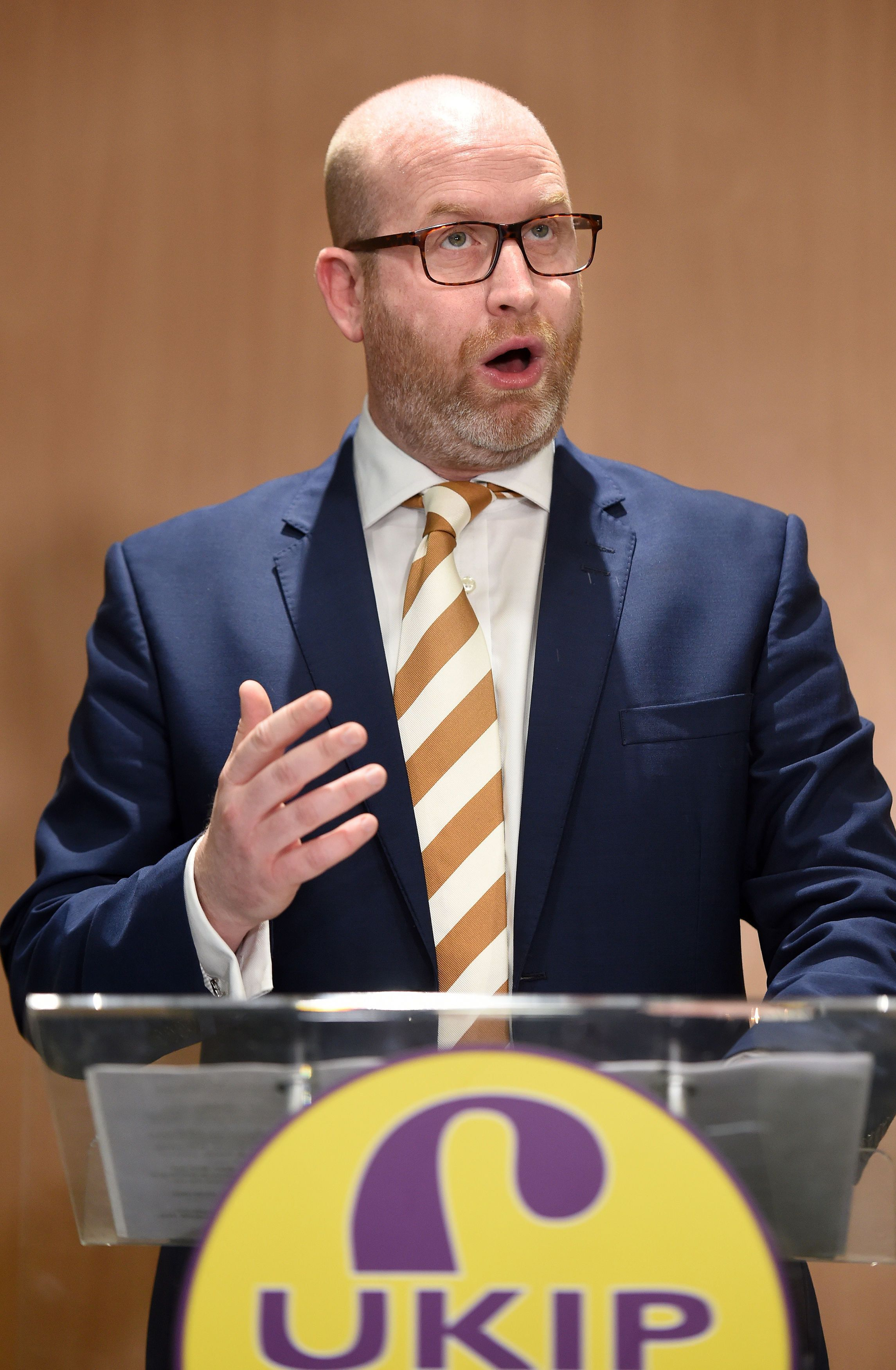 Paul Nuttall Becomes Latest Ukipper To Jump Ship Because Of Tommy