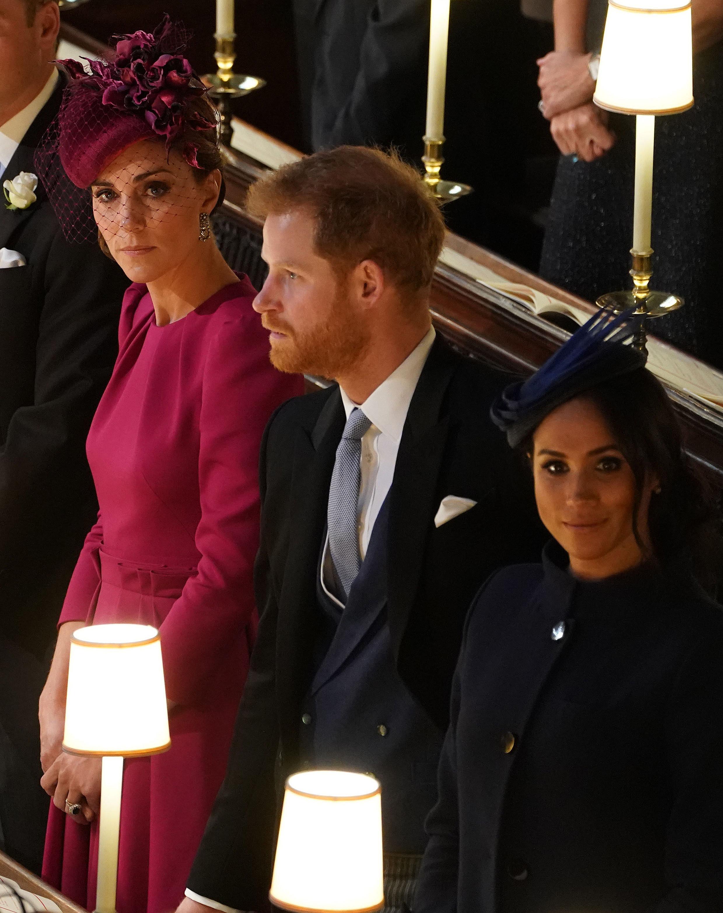 Warum Prinz Charles die Person feuerte, die den Royal-Streit hätte schlichten