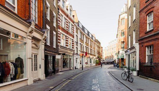 'Shopping Small' And How The British High Street Is