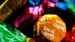 IT'S TRUE: There Really Aren't Enough Green Triangles And Purple Ones In A Quality Street