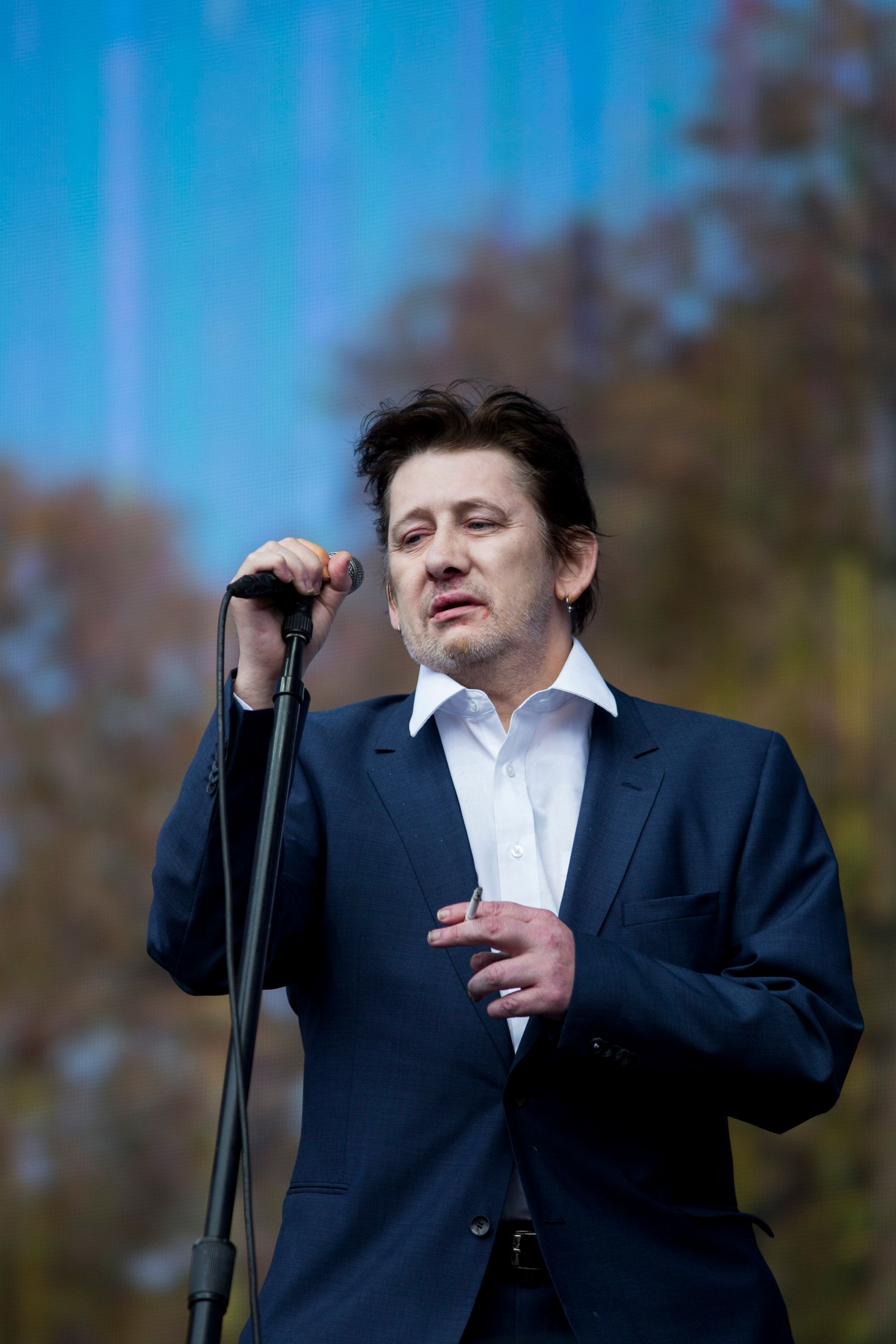 The Pogues' Shane McGowan Weighs In On 'Fairytale Of New York' Censorship