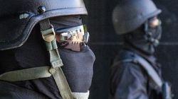 Démantèlement d'une cellule terroriste à