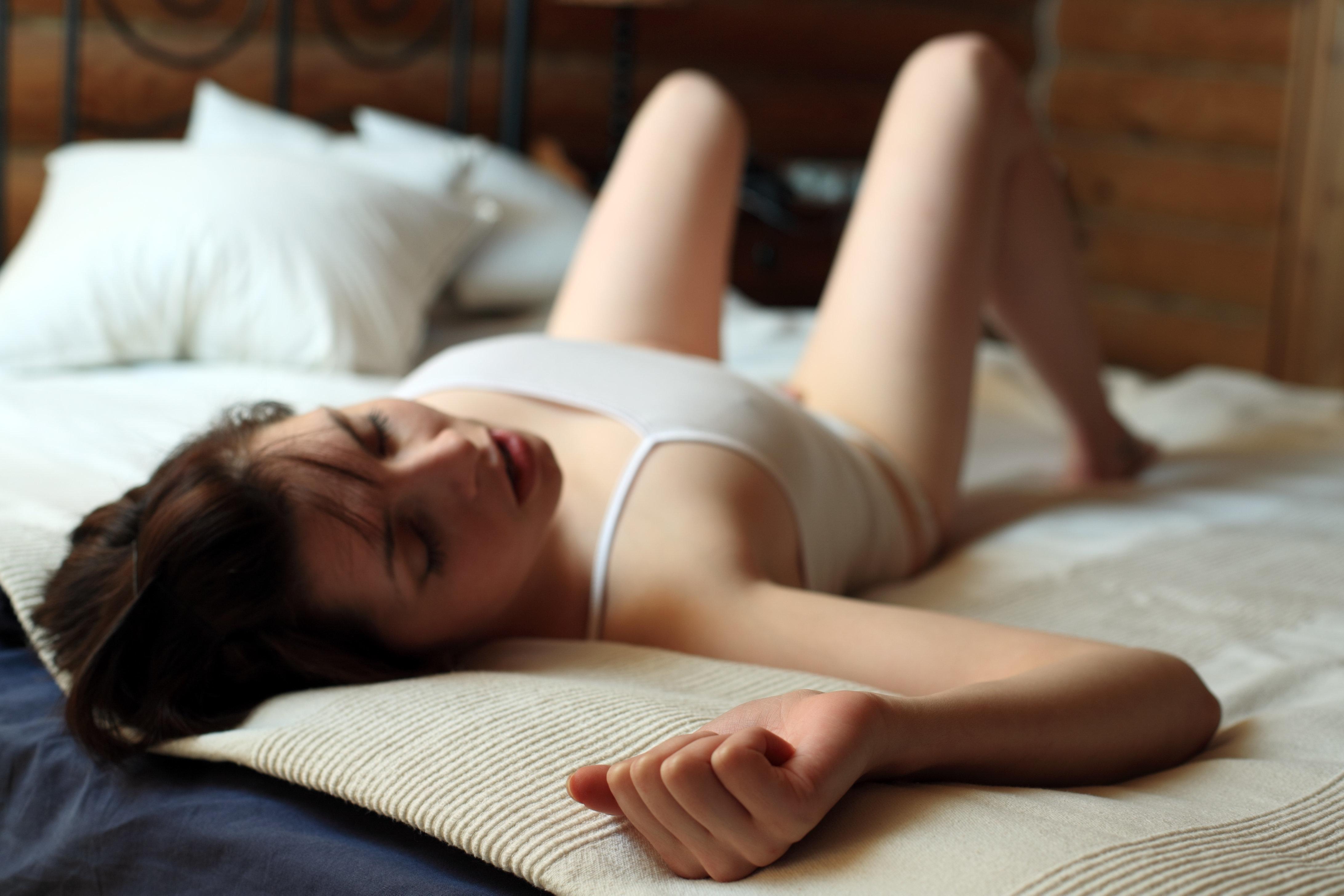 Weibliche Masturbation Orgasmen