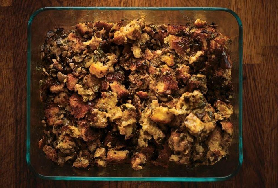 Αντονι Μπουρντέν: Η συνταγή για γαλοπούλα από τα