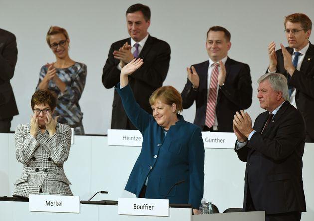 Les conservateurs allemands tournent la page de l'ère