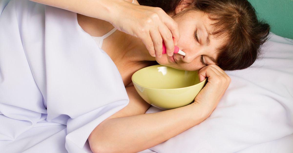 Enfermedades raras: una mujer hace una ducha nasal y muere un año después - HuffPost Germany