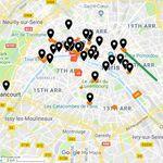 Gilets jaunes à Paris: Les rues à éviter, en une carte, ce samedi 8
